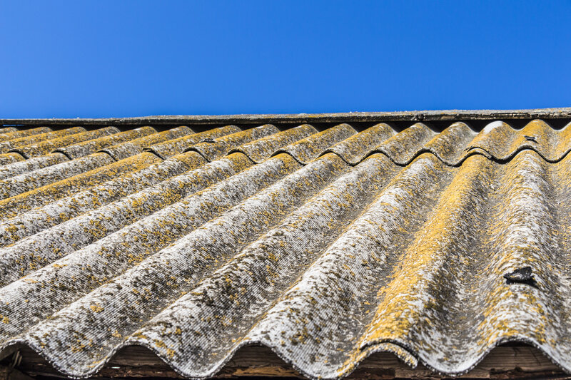 Asbestos Garage Roof Removal Costs UK United Kingdom